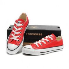 Tenisi originali Converse Chuck Taylor All Star Core OX Garantie, Masura 37.5, - Tenisi dama Converse, Culoare: Din imagine, Marime: 38, Textil