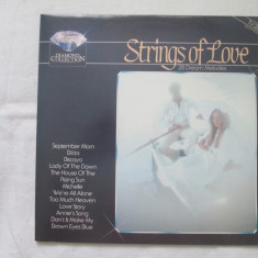 The Diamond Orchestra ‎– Strings Of Love - 28 Dream Melodies_2 x vinyl, LP, Olanda - Muzica Ambientala Altele, VINIL