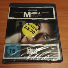 Film Blu Ray Martha Germana - Film thriller, Italiana
