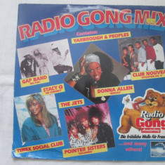 Various ‎– Radio Gong Mix _ vinyl, LP, compilatie, Germania anii'80 - Muzica Pop Altele, VINIL