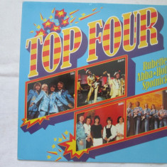 ABBA / The Hollies / The Rubettes / The Spotnicks ‎– Top Four_vinyl, LP, Germania - Muzica Pop Altele, VINIL