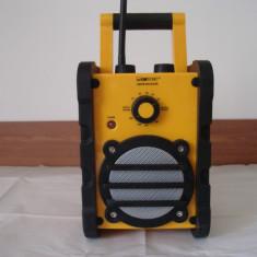 Radio CLATRONIC BR-816 (AM-FM) - Aparat radio