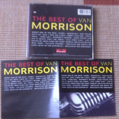 Van morrison the best of hits cd disc muzica rock blues hituri anii 60 70