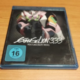 Film Blu Ray Efangelion 3,33 Germana