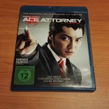 Film Blu Ray Ace Attorey Germana - Film actiune, Altele