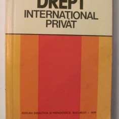 "AF - Ion P. FILIPESCU ""Drept International Privat"""