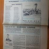 Ziarul adevarul de duminica 1 aprilie 1990-art. despre maegareta sterian
