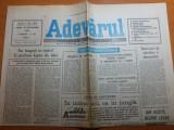 Ziarul adevarul 26 octombrie 1990- art. criza de locuinte