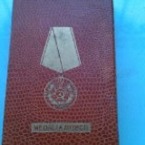 MEDALIA MUNCII - Medalii Romania