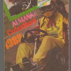 (C6829) ALMANAH CUTEZATORII 1988 - Revista culturale