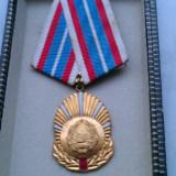MEDALIA IN SERVICIUL PATRIEI SOCIALISTE CL.1 - Medalii Romania