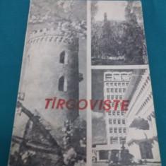TÎRGOVIŞTE,  FILE DE MONOGRAFIE 1977