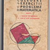 (C6805) GR. GHEBA - CULEGERE DE EXERCITII SI PROBLEME DE MATEMATICA ADMIT. LICEE - Carte Matematica