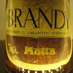 Brandy motta, multi 5 ani -cl 75 gr 41 sticla ani 60 - Cognac