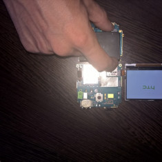 Display Original HTC CHACHA Lele Status fara touchscreen!