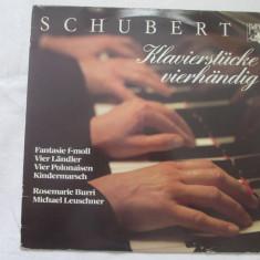 Schubert - Klavierstucke Vierhandig _ vinyl, LP, Elvetia - Muzica Clasica Altele, VINIL
