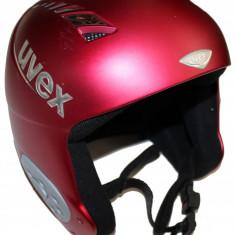 Casca schi Uvex, unisex, marimea XS (53-54 cm) - Casca ski