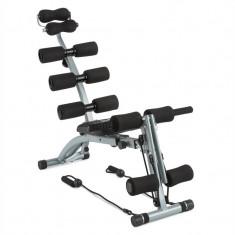 CAPITAL DE SPORT Sixish Core Bauchtrainer Bodytrainer negru