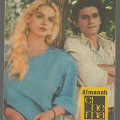 (C6830) ALMANAH cinema 1990 - Revista culturale