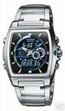 Casio EFA-120D-1AV ceas barbati 100% original. Garantie.  Livrare rapida., Casual, Quartz, Inox