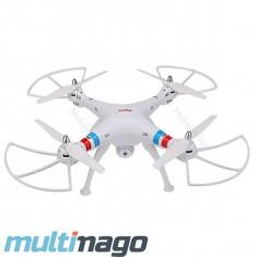 Drona SYMA X8W cu Camera 2MP HD FPV (Live Pe Telefon) si GARANTIE 12 LUNI