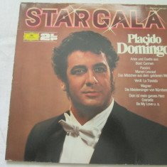 Placido Domingo ‎– Star Gala _ 2 x vinyl,dublu LP,Germania