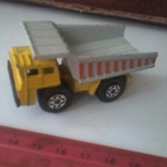 bnk jc Matchbox - Dump Truck - 1989