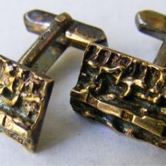 Butoni vechi din argint - de colectie (1)