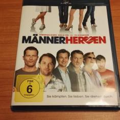 Film Blu Ray MannerHerzen Germana