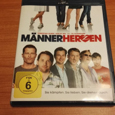 Film Blu Ray MannerHerzen Germana, Altele