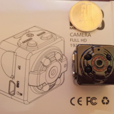Camera mini filmare full hd