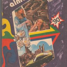 (C6826) ALMANAH SCINTEIA (SCANTEIA) TINERETULUI 1990 - Revista culturale