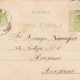 Carte postala - 17 III 1911 - circulata, stare buna
