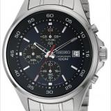 Seiko SKS475 ceas barbati nou 100% original. Garantie.In stoc - Livrare rapida., Casual, Quartz, Inox