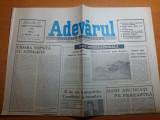 Ziarul adevarul 14 septembrie 1990