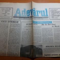 ziarul adevarul 6 decembrie 1990