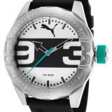 Puma PU103751002 ceas barbati 100% original. Garantie. Livrare rapida., Casual, Quartz, Inox