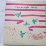 Mozart - The Magic Flute(Flautul fermecat) _ 2 x vinyl,dublu Lp,Elvetia