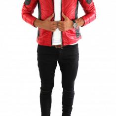 Geaca tip ZARA subtire - geaca slim fit - geaca fashion - 6861 - Geaca barbati, Marime: XL/XXL, Culoare: Din imagine