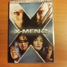 Film DVD X-Men 2 Germana, Altele
