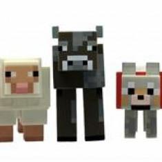 Set 6 Figurine Minecraft Core Animal Mob