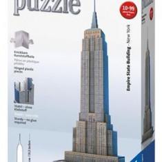 Puzzle 3D Ravensburger Empire State Building 216 Pieces
