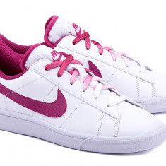 ADIDASI NIKE COURT CLASS - ADIDASI ORIGINALI - Adidasi dama Nike, Culoare: Din imagine, Marime: 35.5, 38.5, Piele naturala