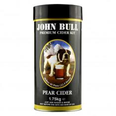 John Bull cidru de pere 1.75 kg - kit pentru cidru de casa 23 litri, mai mult de 10 litri