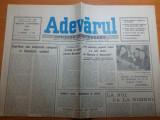 ziarul adevarul 12 septembrie 1990