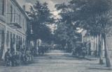 MANGALIA , STR. GENERAL AVERESCU , ED. G. T. CONSTANTA , CIRC.1921, Circulata, Fotografie
