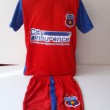 Echipament sportiv fotbal copii FC.Steaua Bucuresti