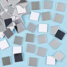 Mozaic Acrilic Autoadeziv Oglinda - Baker Ross - Jocuri arta si creatie