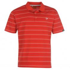 Tricou Dunlop Stripe - Rosu
