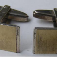 Butoni vechi din argint - de colectie (3)